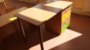 Auklėtojos stalas