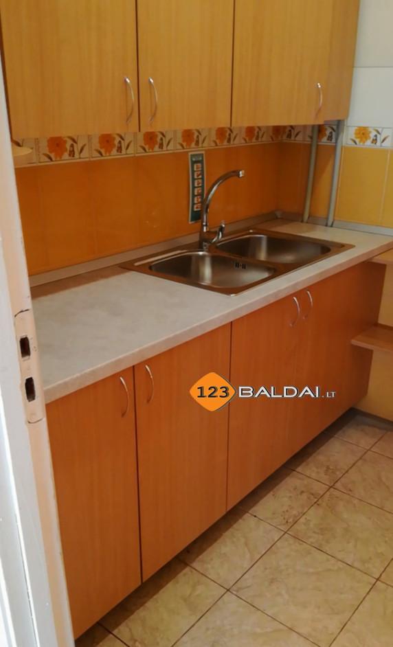 Virtuvės baldai darželiams